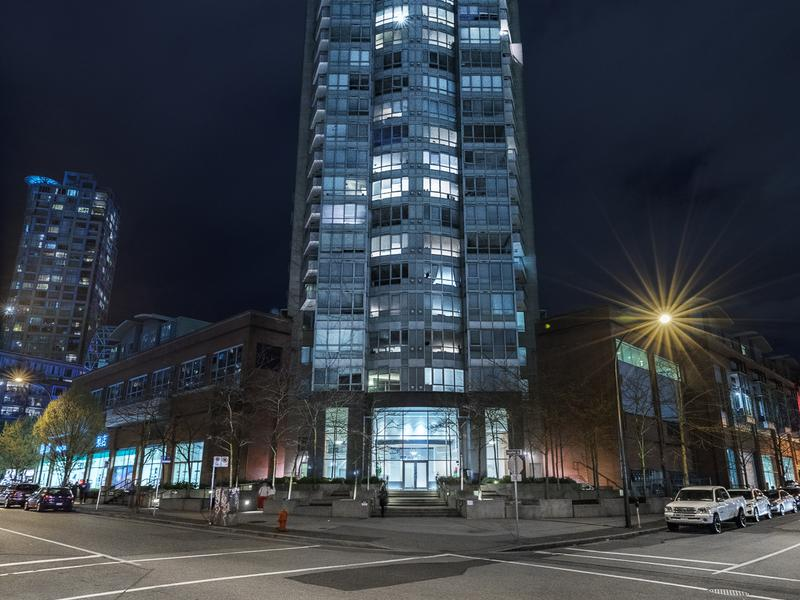1205 - 63 Keefer Place, Downtown VW, Vancouver West