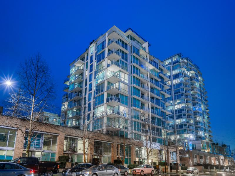 1106 - 168 E Esplanade, Lower Lonsdale, North Vancouver