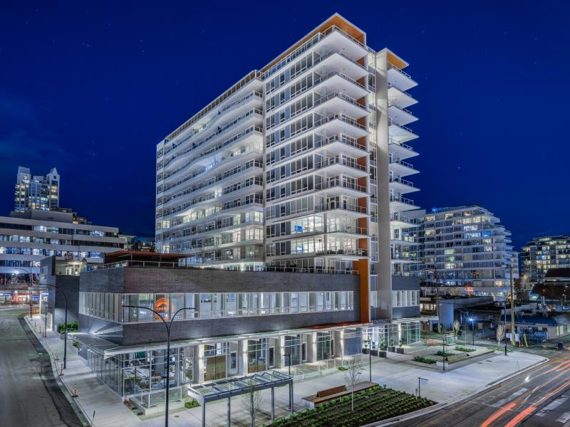 307 - 118 Carrie Cates Court, Lower Lonsdale, North Vancouver